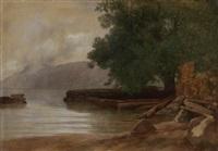 le noyer de bekenried by gustave eugène castan