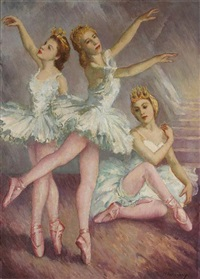 ballerinas by mischa askenazy