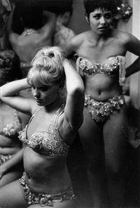 lido girls, garderobe by roger fritz