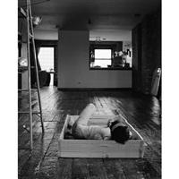 rebirth - broken-body (self-portrait) by roberta lima