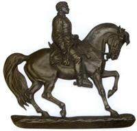 untitled - general george brinton mcclellan by john quincy adams ward