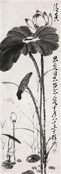 清香 (lotus) by xiao longshi
