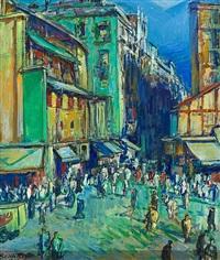 el teatro arnau, barcelona by emili bosch roger
