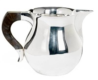 water pitcher handle by kay bojesen