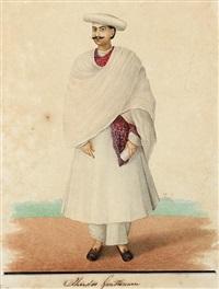hindoo gentleman by muhammad amir