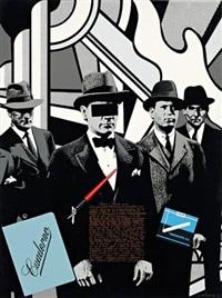pistoleros con sombrero 9from serie negra) by equipo crónica and rafael solbes