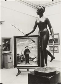 in museum (the modern gallery) by jaromir funke