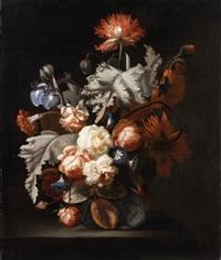 floral still life by simon pietersz verelst
