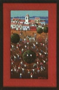 bastille day celebration by jean-pierre serrier