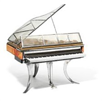 ph grand piano by poul henningsen