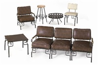 garden furniture (set of 19) by ritts furniture company