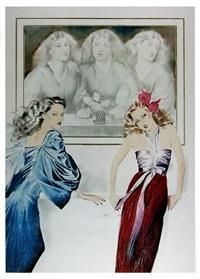 five women by peter sato