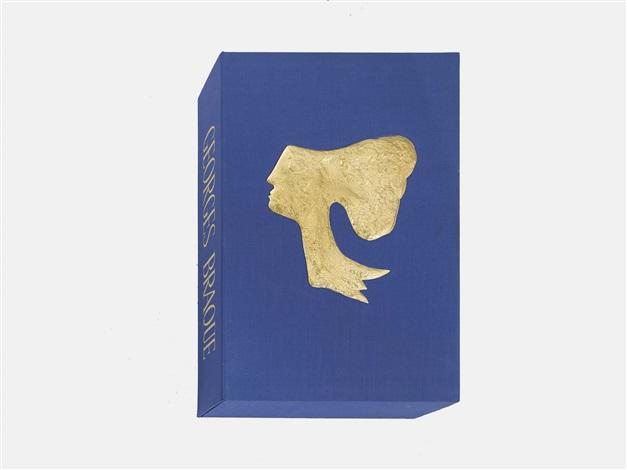 des dieux et déesses ou hommage à georges braque et à ses sculptures précieuses (bk w/22 works) by georges braque