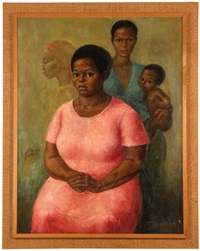 african american figural group by patricia morison