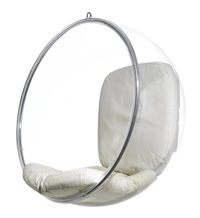 chair (model bubble chair) by eero aarnio