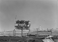 church at wounded-knee, south dakota by john vachon