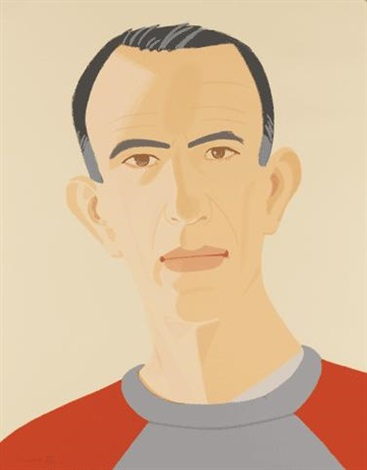 sweatshirt ii by alex katz