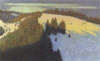 l'ombre s'étend by maurice mathey