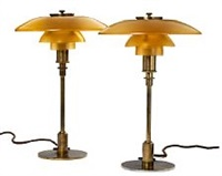 ph-3/2 table lamps by poul henningsen