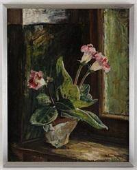 bouquet de fleurs by martin lauterbourg