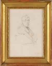 portrait de françois-gédéon reverdin by jean-auguste-dominique ingres