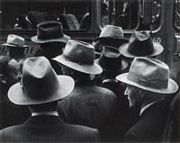 hats, seattle, washington by william heick