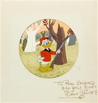donald duck by disney studios