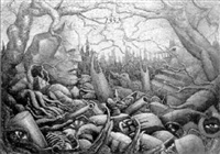 the victories bring no peace by benjamin george vaganoff