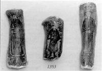 contemporary saints tripartite by benjamin george vaganoff