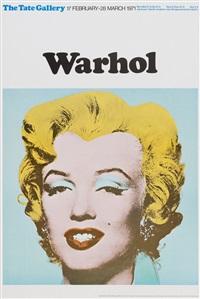warhol (marilyn monroe 1964) by andy warhol