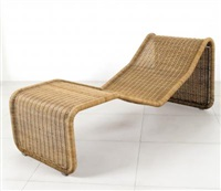una chaise longue br 3 by tito agnoli
