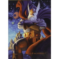 odin by greg & tim hildebrandt brothers