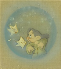 snow white and the seven dwarfs by disney studios