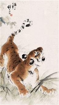 tiger by liu jiru