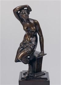 weiblicher satyr by pietro tacca