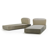 twin beds (pair) by pace manufacturing (co.)