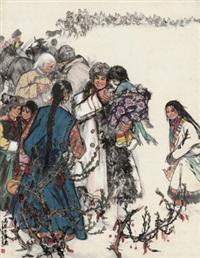 高原子弟兵 by huang zhou