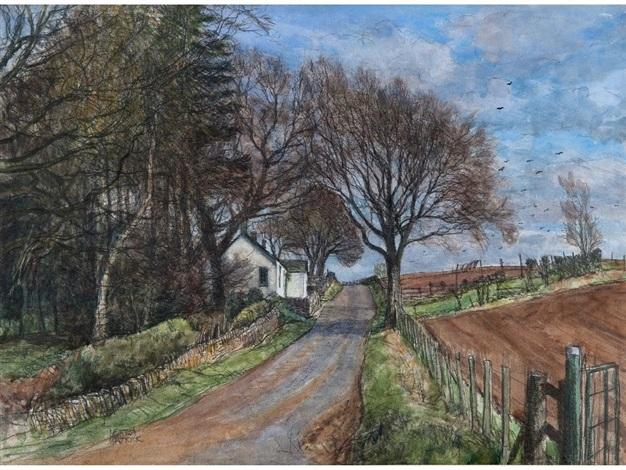 thriepley, near lundie, angus by james mcintosh patrick