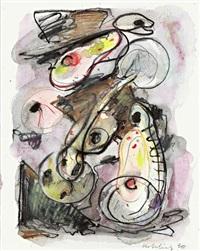 untitled by bernd koberling