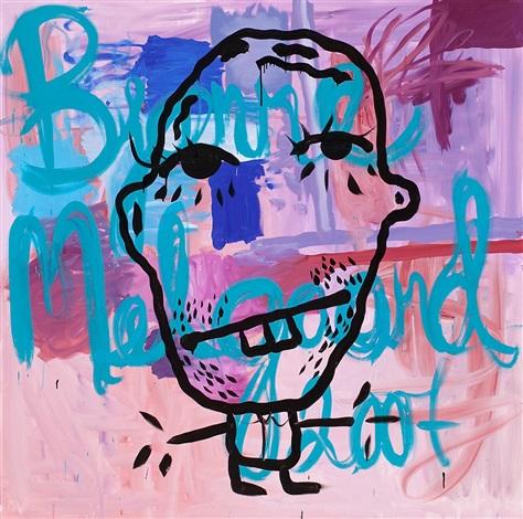 sin título by bjarne melgaard