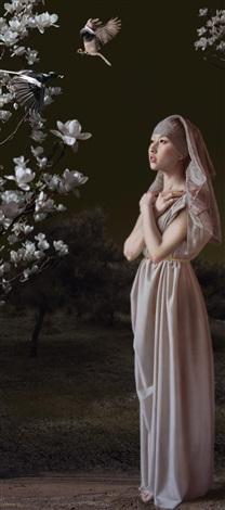 物语之五 (prayer girl) by ma jinghu