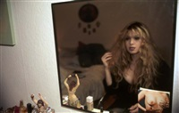 joey in front of my mirror, berlin by nan goldin