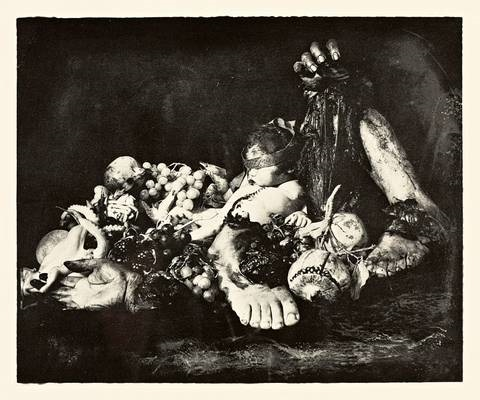 feast of fools by joel peter witkin