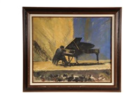 the concert pianist by fritz b. talbot