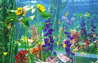 garden ii by marc quinn