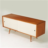 planner group cabinet by paul mccobb