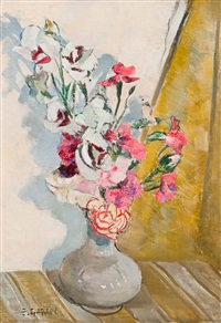 summer flowers by ethel gabain