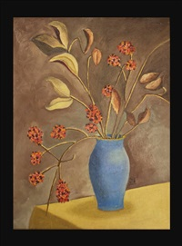 chinese life oil painting by sanyu