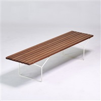 bench by harry bertoia