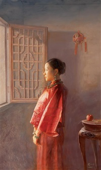 awaits by han wenzhong